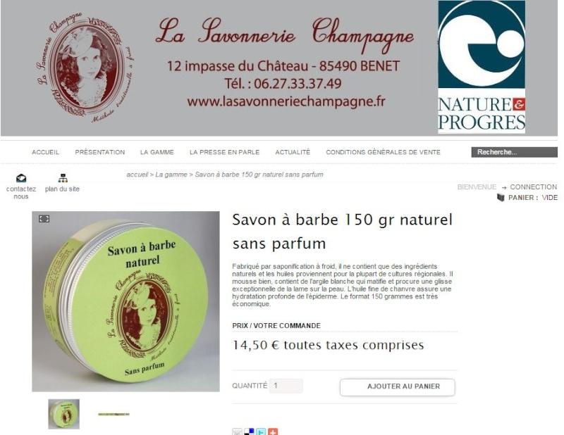 L'Observatoire des nouveaux produits et tendances... Savonn10