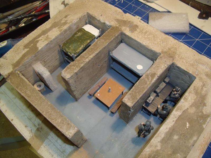 bunker - bunker 1/35 Dscf2111