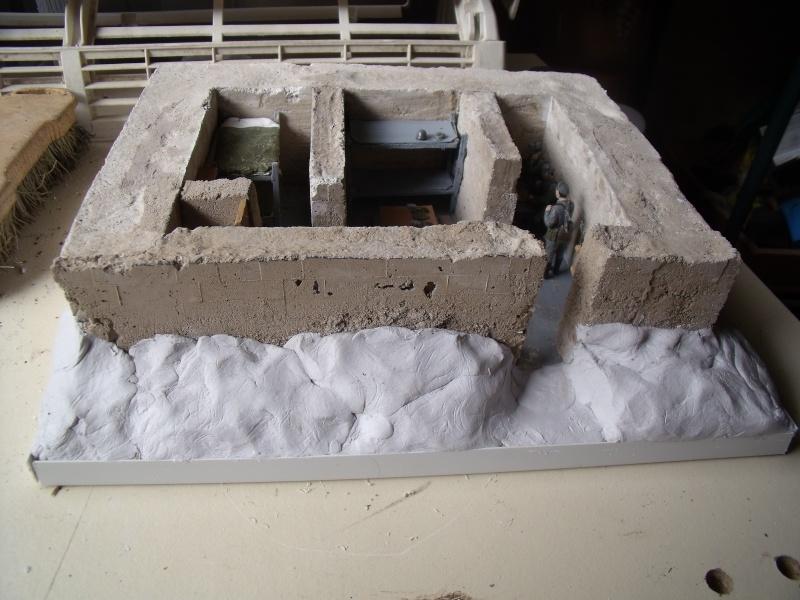 bunker - bunker 1/35 Dscf2210