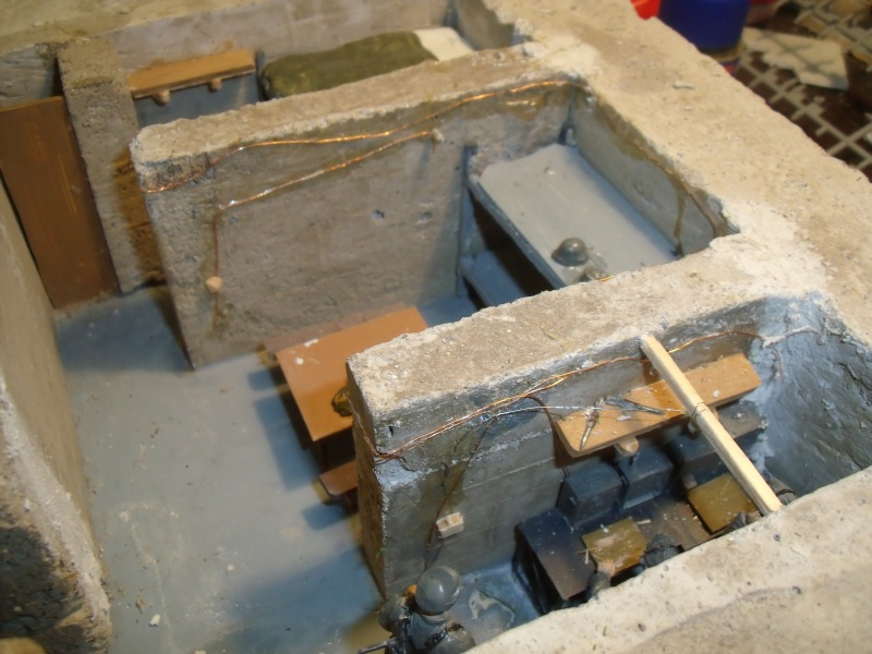 bunker - bunker 1/35 Dscf2211