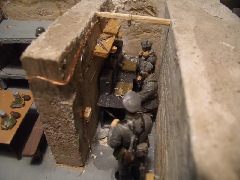 bunker - bunker 1/35 Dscf2213