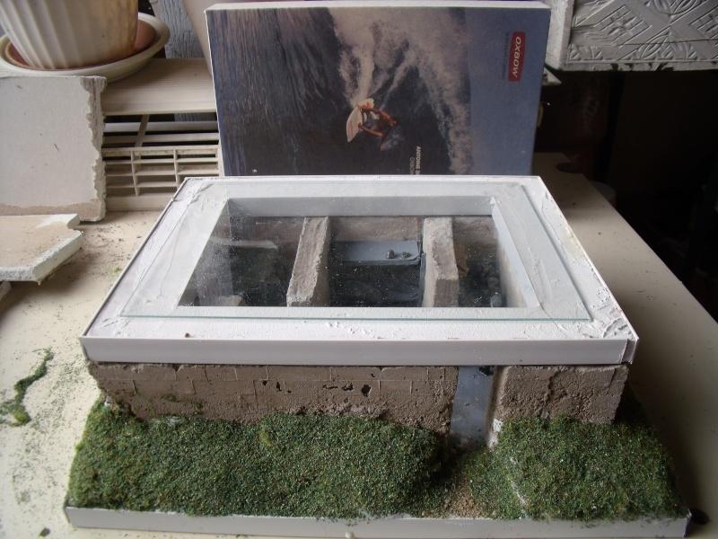 bunker - bunker 1/35 Dscf2214