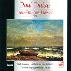 Paul Dukas: Sonate en mi bémol mineur et œuvres pour piano Dukas_10