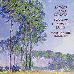 Paul Dukas: Sonate en mi bémol mineur et œuvres pour piano Dukas_12