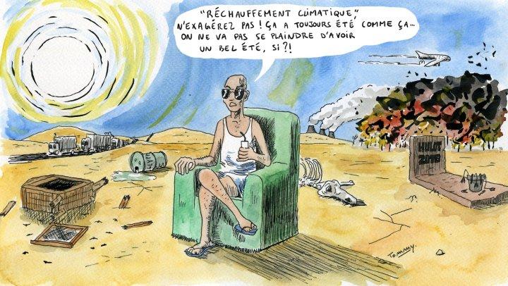 """Rapport du GIEC sur le climat : """"il est trop tard pour être pessimistes !"""" Arton110"""