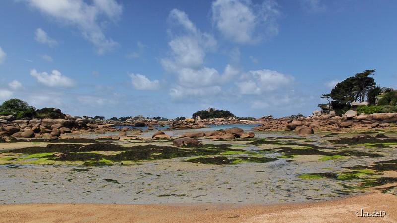 La Côte de Granite Rose à Ploumanac'h - Page 2 Costae10