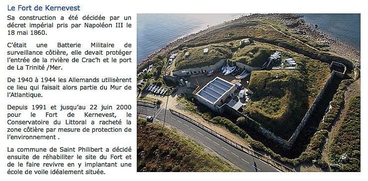 Saint Philibert - plage de Kernevest Stphil13