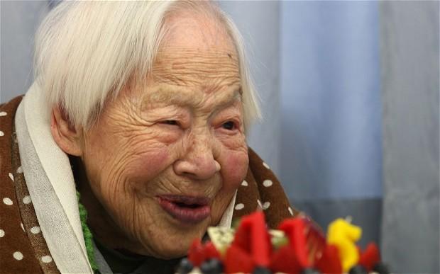 la plus vieille femme du monde Foreig11