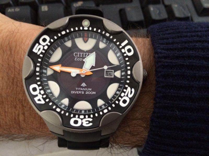La montre du vendredi, le TGIF watch! - Page 5 Orca10