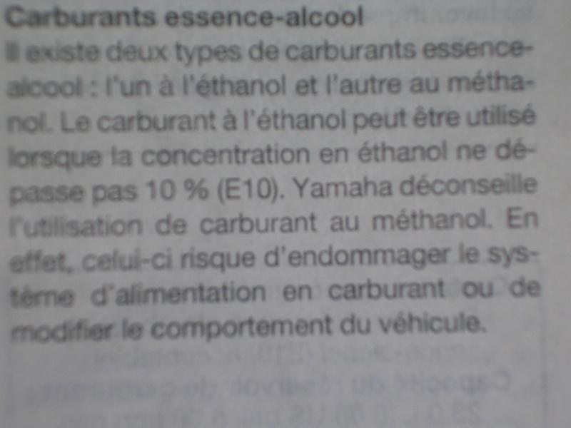 essence 95 E ou 98 Dscn2011