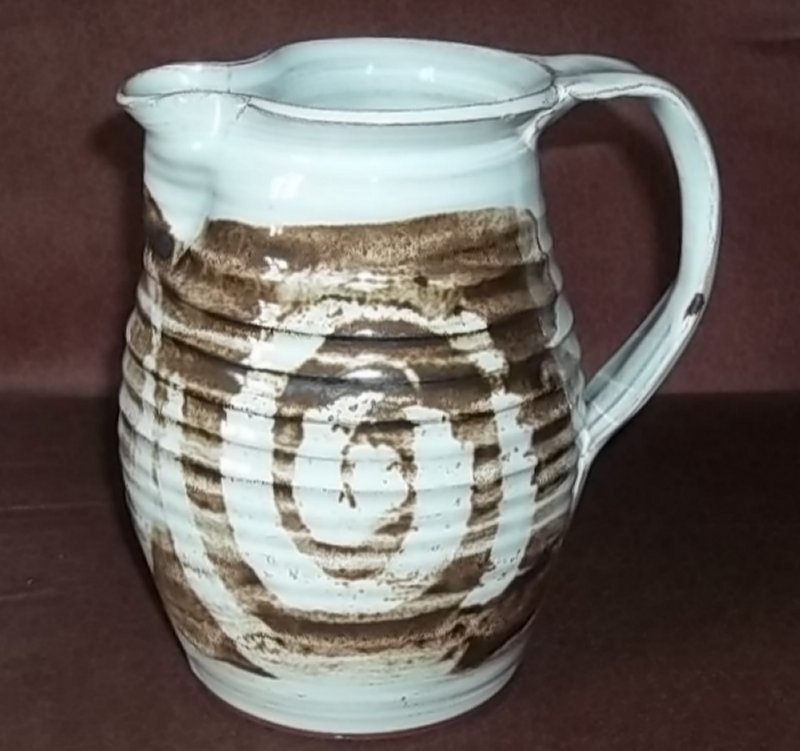 Crail Pottery Scotland, Grieve Families Potteries   100_2311