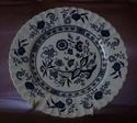Handpainted plate. 100_2343