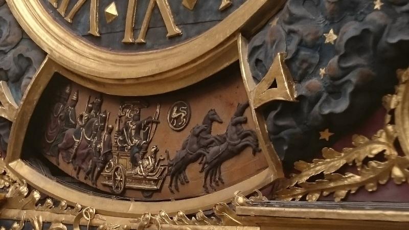 Si vous passez chez moi, visitez le Gros Horloge ! Dsc_1219