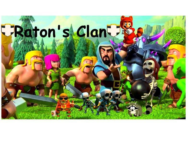 Forum du Raton's Clan
