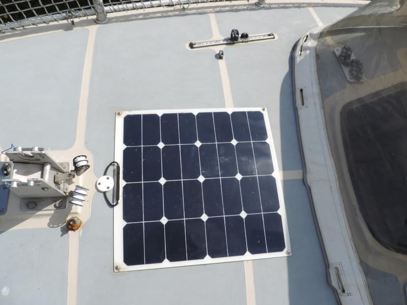 """Sur """"NIALA"""" Energie solaire et un rangement qui n'empiète pas sur le volume 12010"""