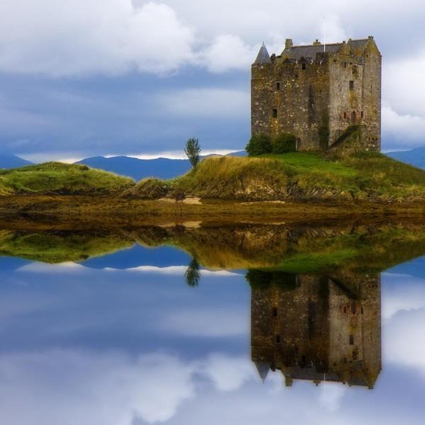 Image inspiratrice (mai 2015) : Beautiful Highlands Chatea10
