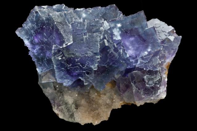 El mineral del mes - Març 2015 Fluori11