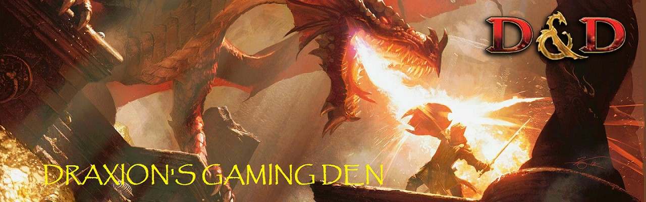 Draxion's Gaming Den Banner11