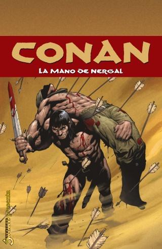 Portadas de las colecciones diversas de Conan Sword108