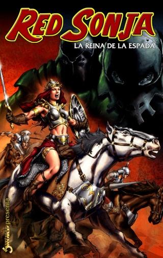 Portadas de las colecciones diversas de Conan Sword121