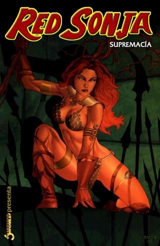 Portadas de las colecciones diversas de Conan Sword124