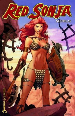 Portadas de las colecciones diversas de Conan Sword125