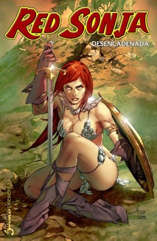 Portadas de las colecciones diversas de Conan Sword133