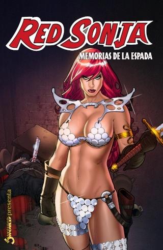 Portadas de las colecciones diversas de Conan Sword150