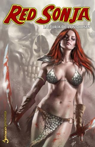 Portadas de las colecciones diversas de Conan Sword152