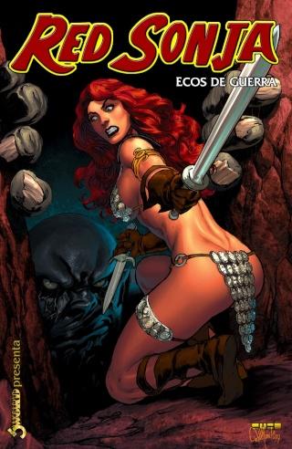 Portadas de las colecciones diversas de Conan Sword155