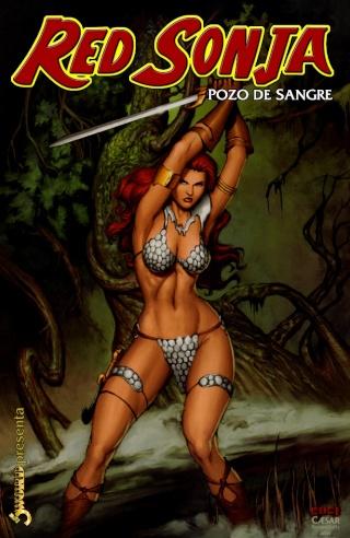Portadas de las colecciones diversas de Conan Sword158