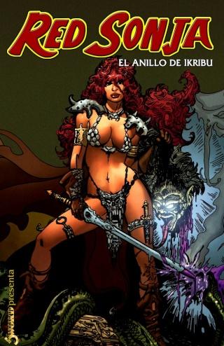 Portadas de las colecciones diversas de Conan Sword159