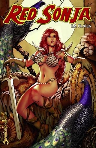 Portadas de las colecciones diversas de Conan Sword160