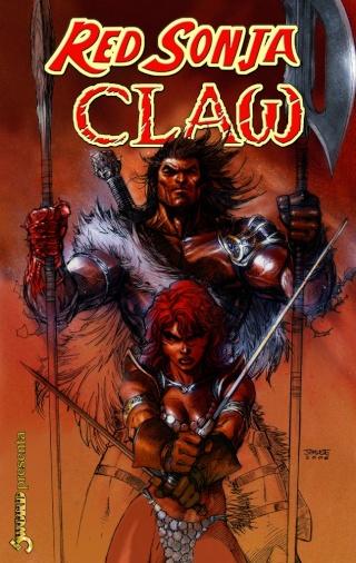Portadas de las colecciones diversas de Conan Sword162