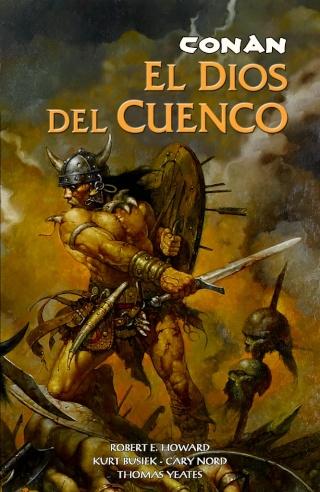 Portadas de las colecciones diversas de Conan Sword_16