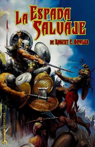 Portadas de las colecciones diversas de Conan Sword_39