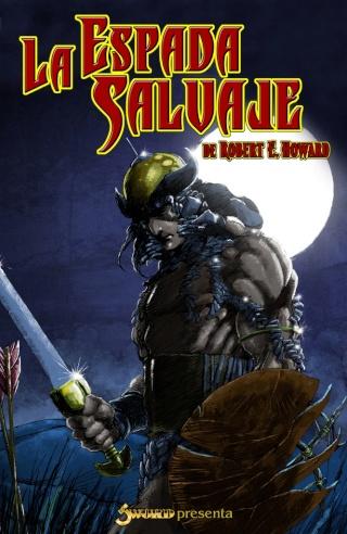 Portadas de las colecciones diversas de Conan Sword_41