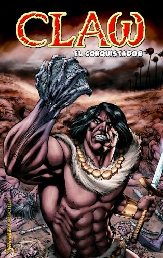 Portadas de las colecciones diversas de Conan Sword_43