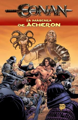 Portadas de las colecciones diversas de Conan Sword_61