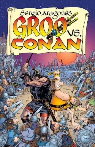 Portadas de las colecciones diversas de Conan Sword_62