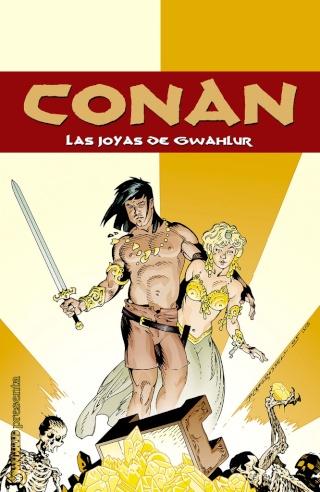 Portadas de las colecciones diversas de Conan Sword_65