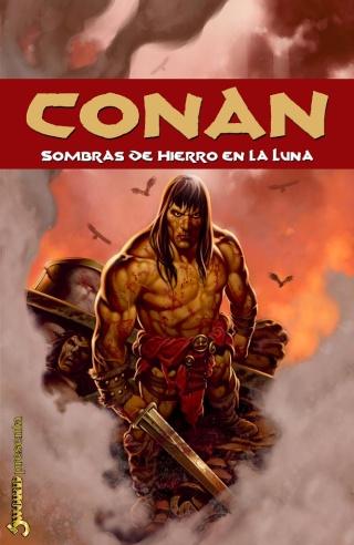 Portadas de las colecciones diversas de Conan Sword_67