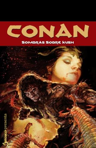 Portadas de las colecciones diversas de Conan Sword_69