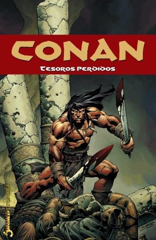 Portadas de las colecciones diversas de Conan Sword_72