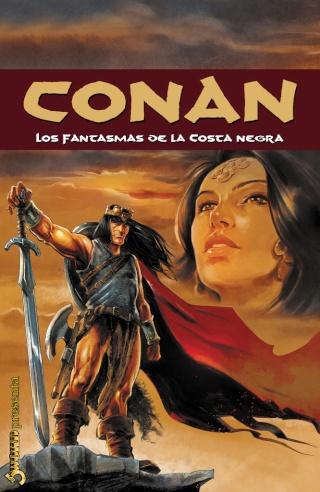 Portadas de las colecciones diversas de Conan Sword_73