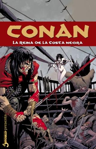 Portadas de las colecciones diversas de Conan Sword_74
