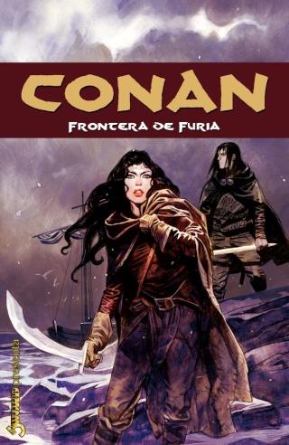 Portadas de las colecciones diversas de Conan Sword_75