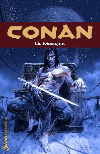Portadas de las colecciones diversas de Conan Sword_76