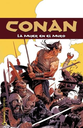 Portadas de las colecciones diversas de Conan Sword_77