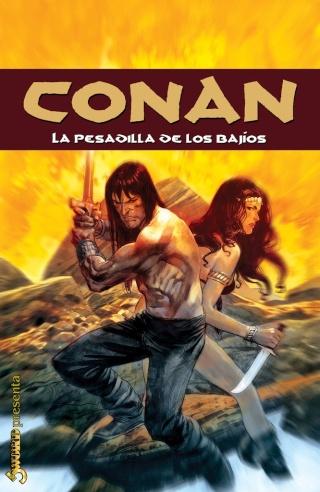 Portadas de las colecciones diversas de Conan Sword_78